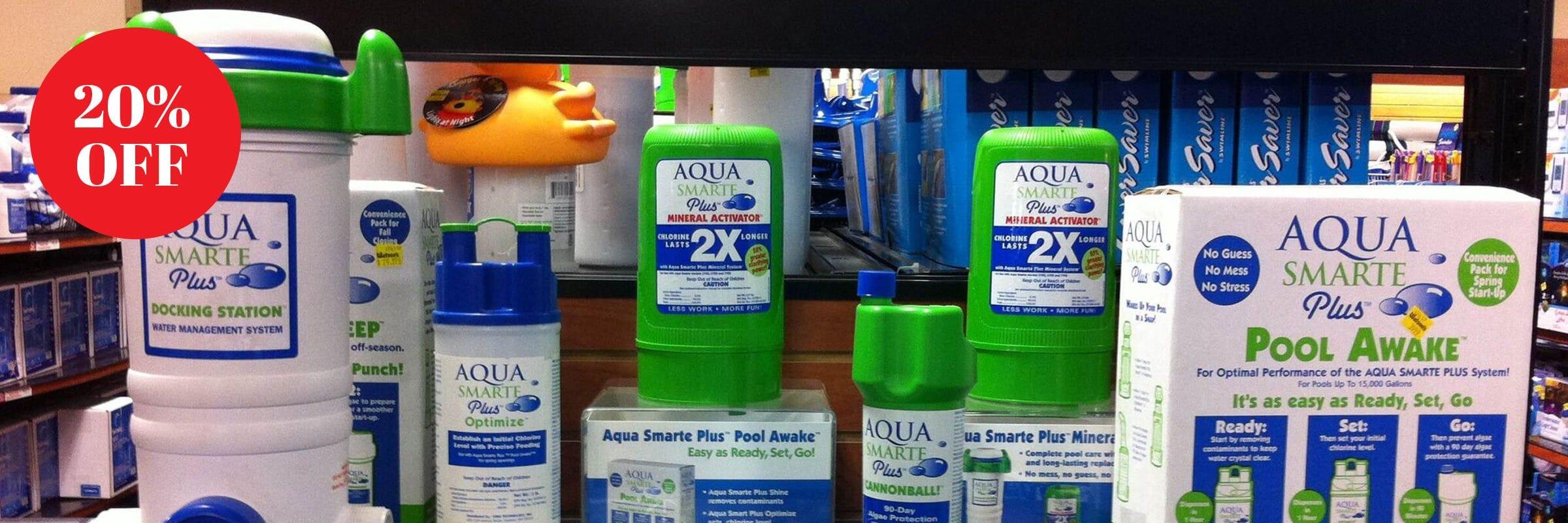 Pool & Spa Supplies