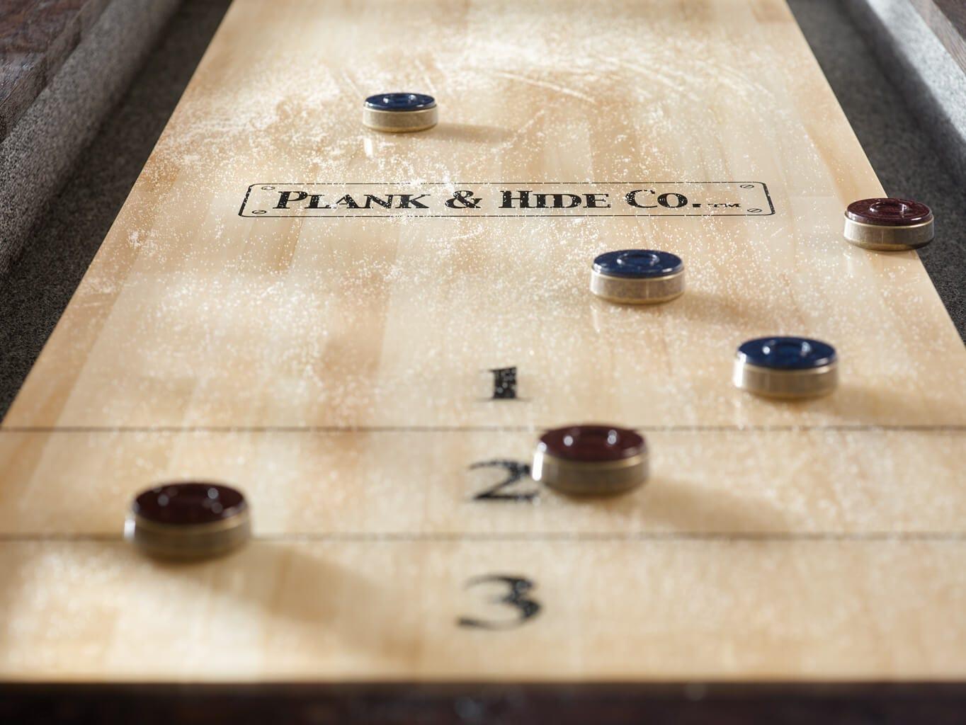 Shuffleboards