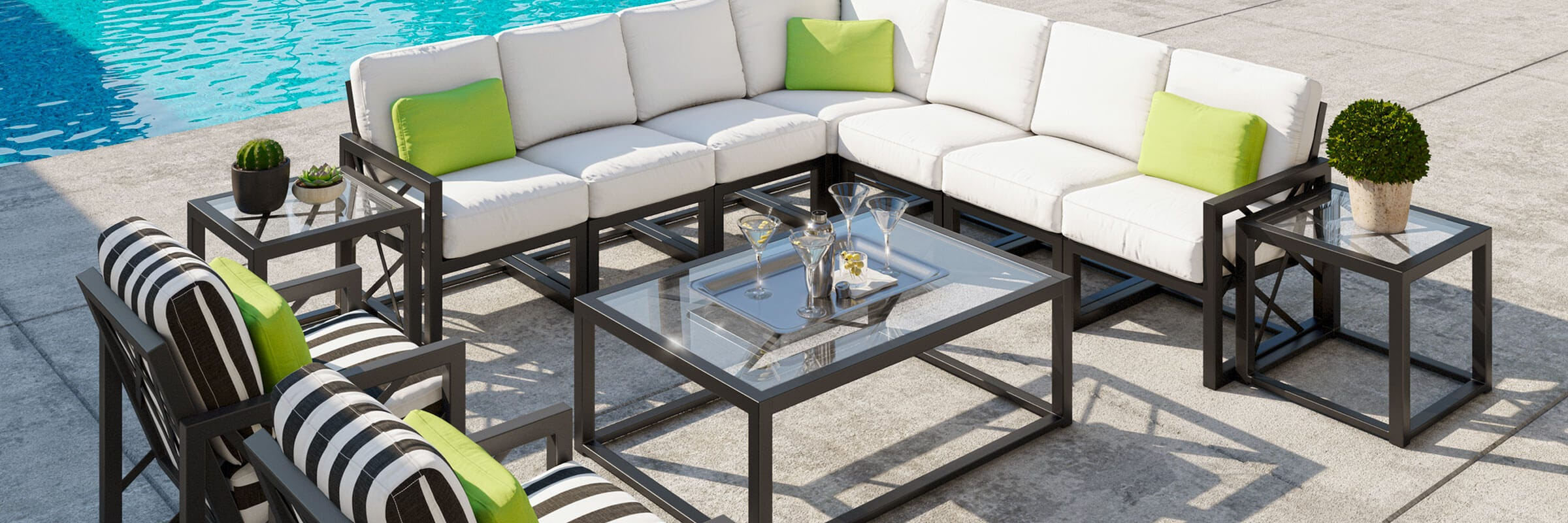 Outdoor Seating Sets From Watson S