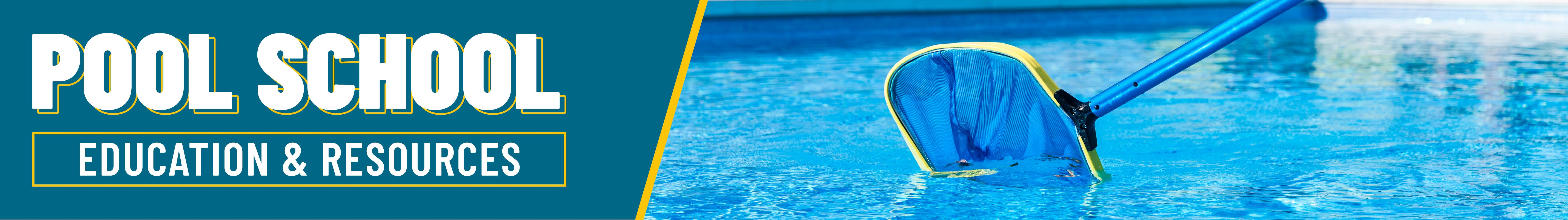 Pool Education and Resources from Watson's Brands