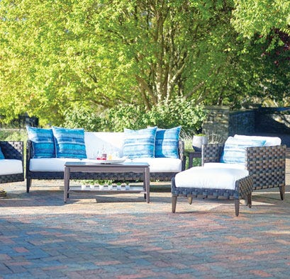 Plank & Hide outdoor furniture