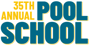 View more information o the 35th Annual Pool School