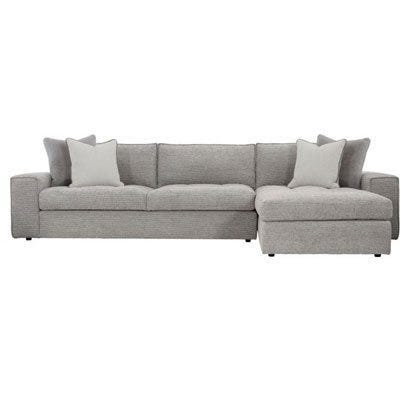 Nest sectional in grey