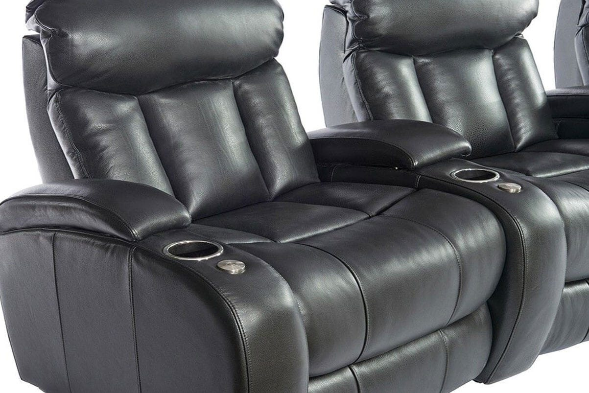 Belaire 4-Seat Home Theater Group