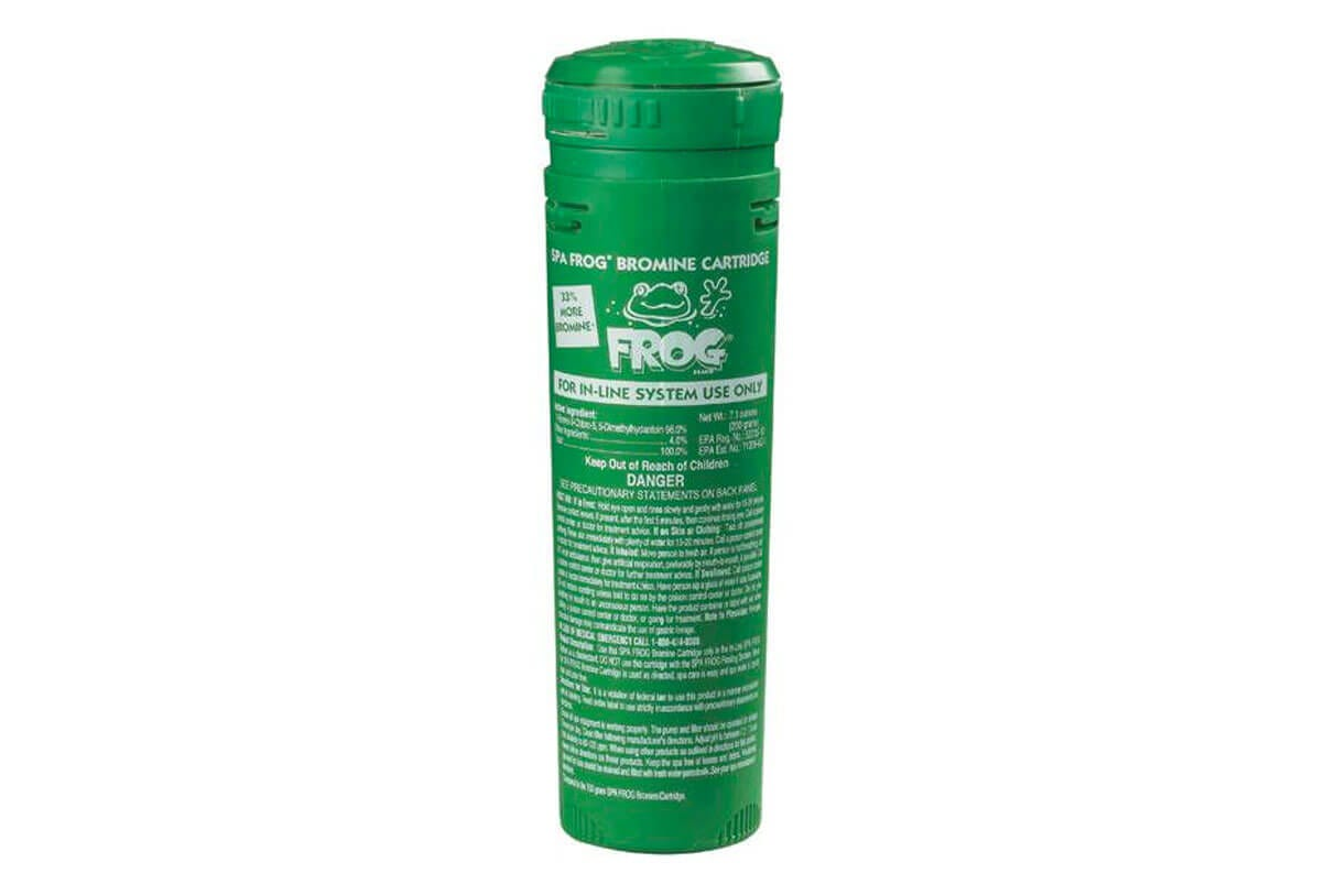 Spa Frog® Bromine Cartridge 200g (In-Line System Only)
