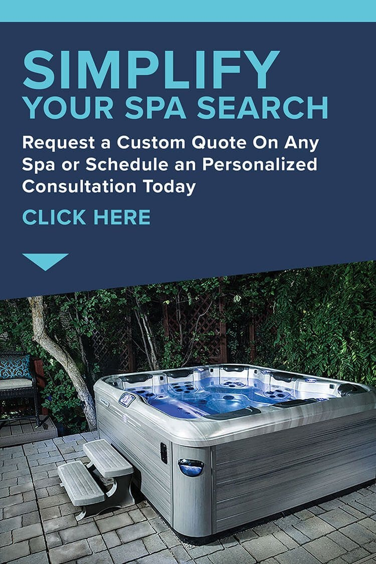 Request a Custom Spa Quote from Watson's