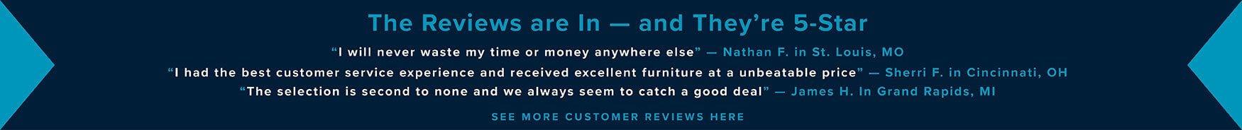 Watson's Reviews