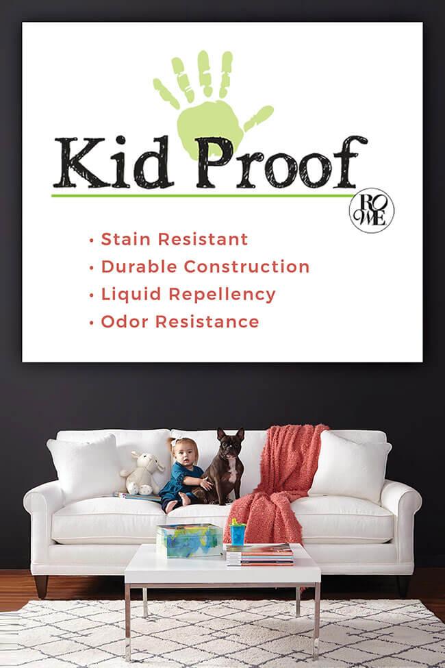 Rowe Kid-Proof Fabric