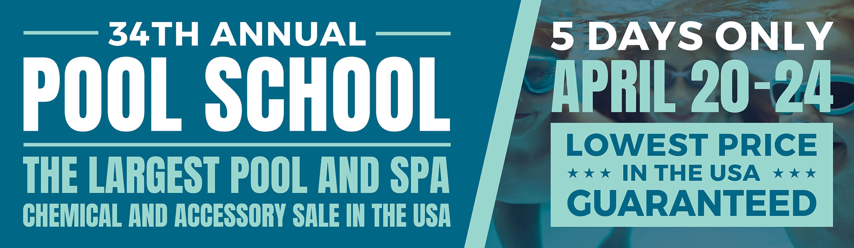 Watson's Pool School 2020