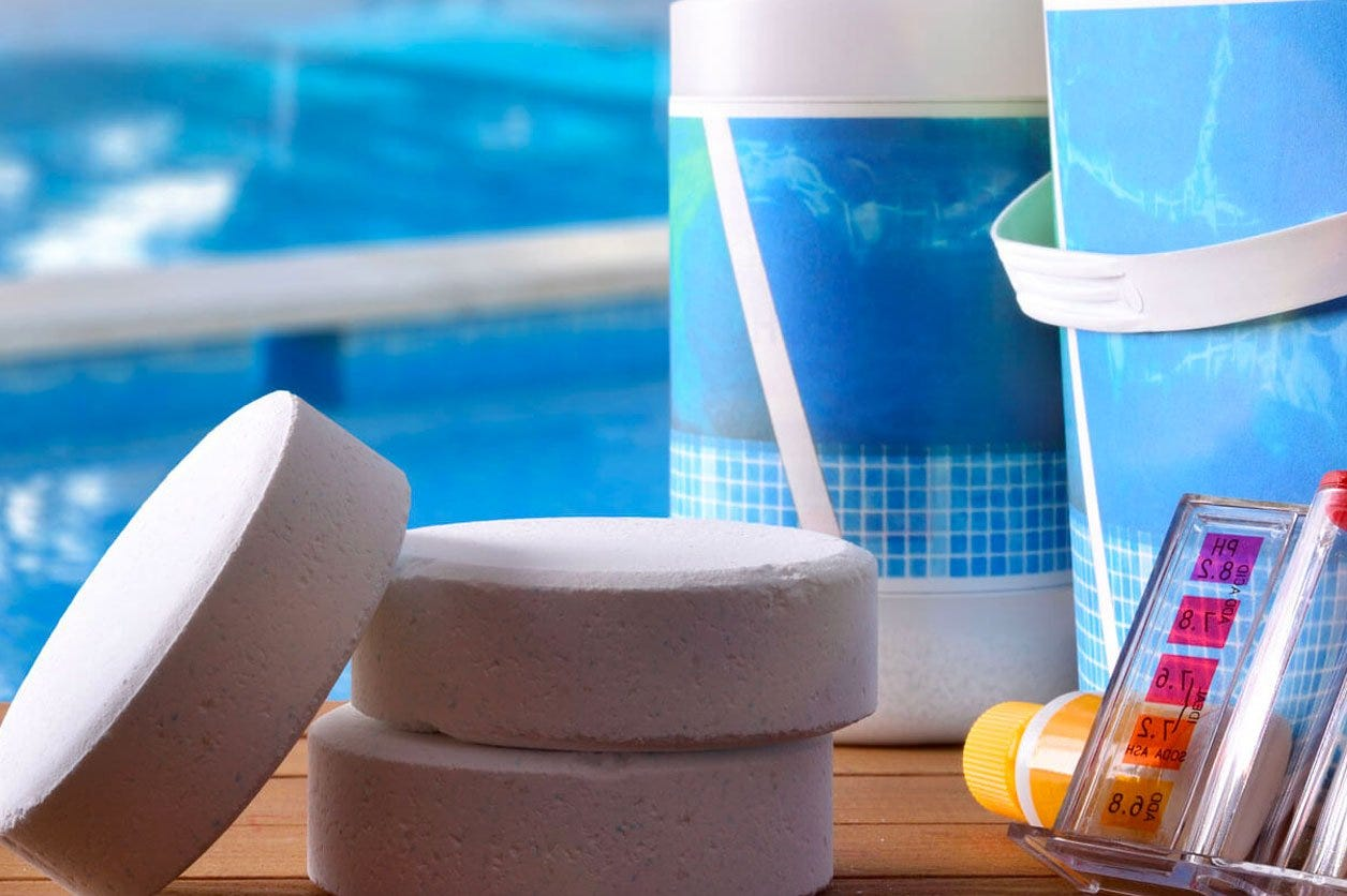 Pool Chemicals & Supplies