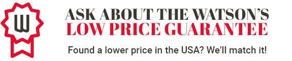 Guaranteed Lowest Price from Watson's Price Match