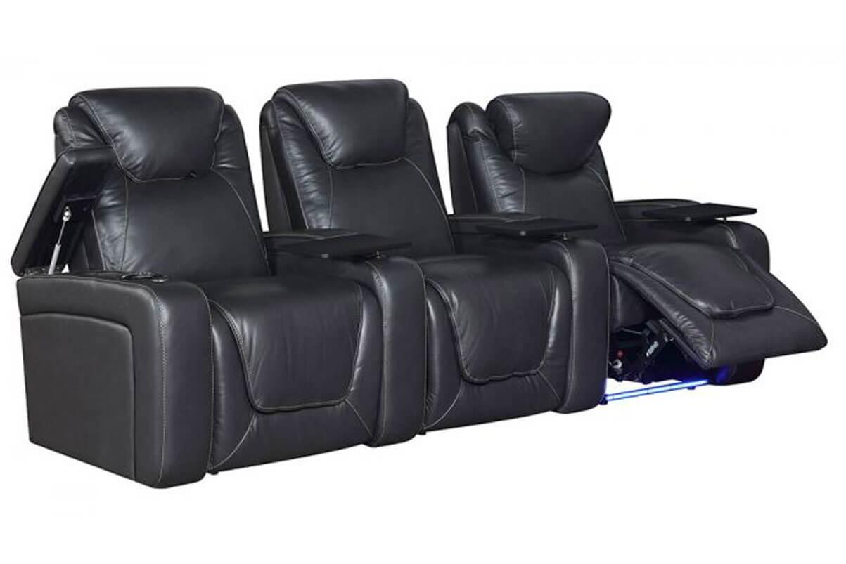 Nitro 3-Seat Home Theater Group
