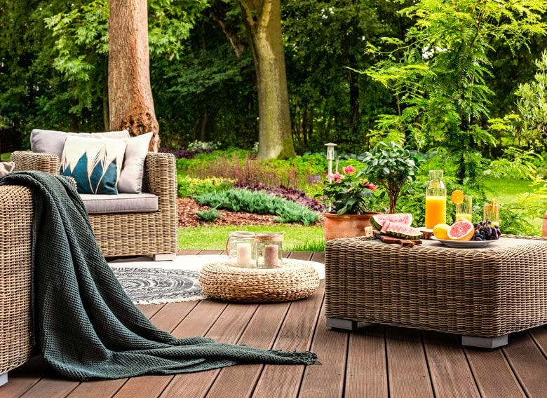 Outdoor Furniture from Watson's