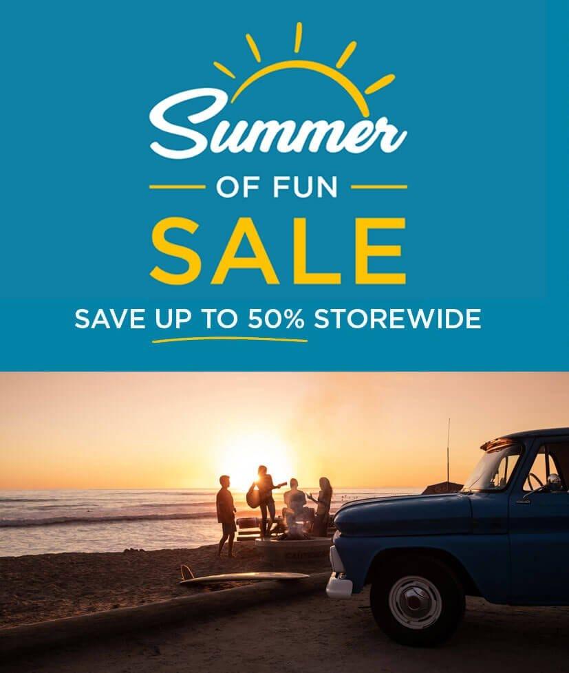 Summer of Fun Sale at Watson's
