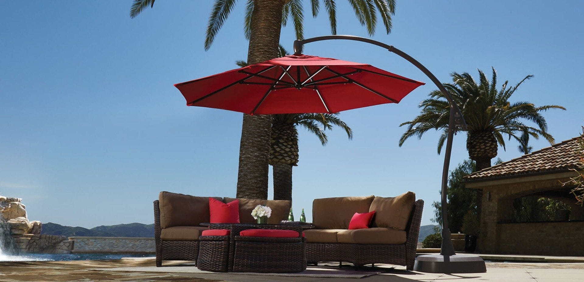 5 Things To Consider When Buying A Patio Umbrella